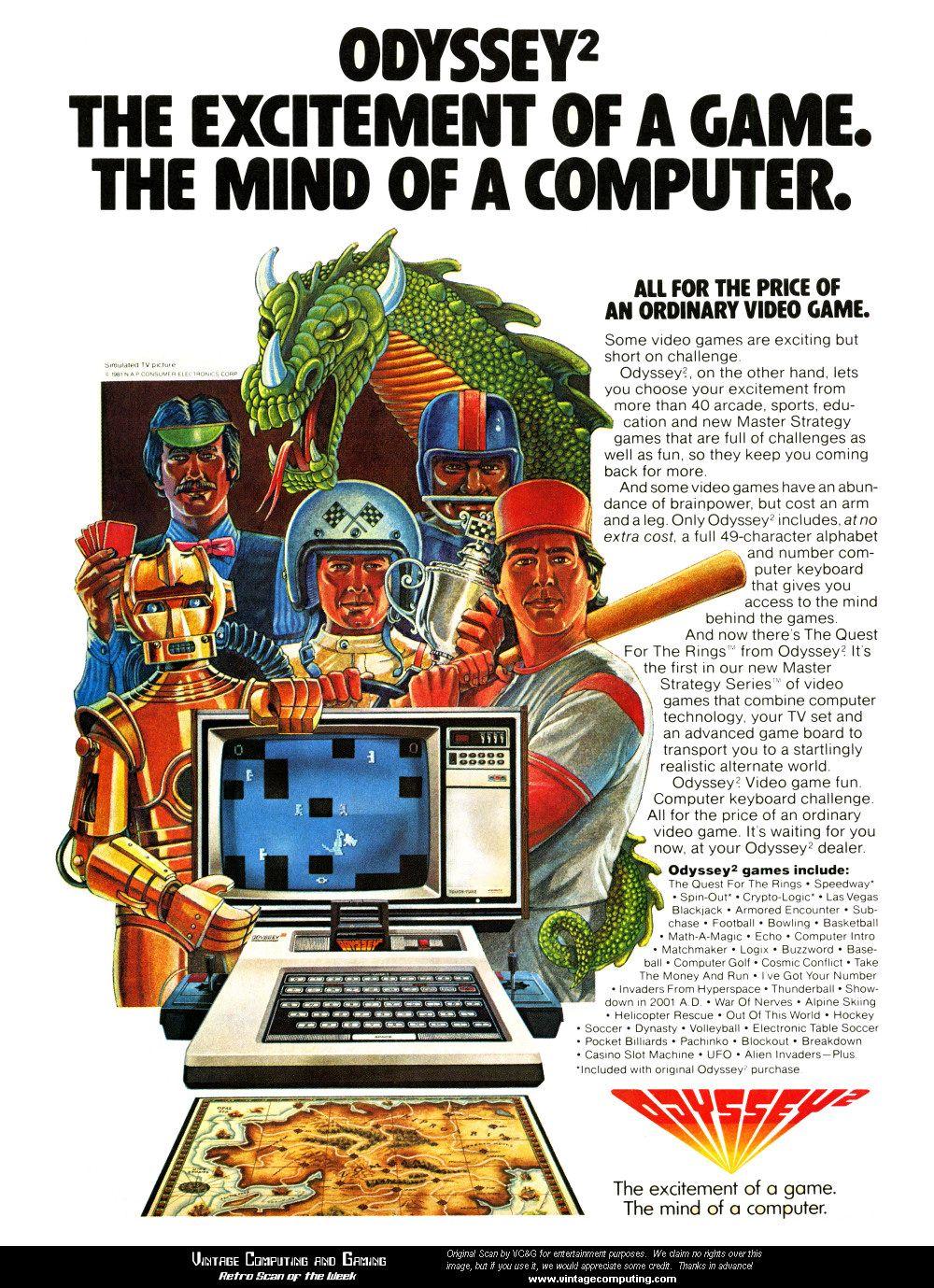 Oldie, but goodie! Computer video games, Video games