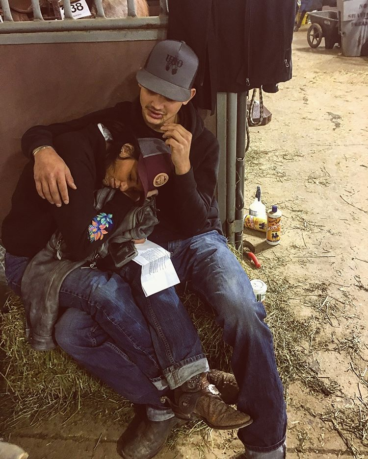 Layne Malone On Instagram This Is How U Take A Nap At A Cowhorse Show Country Relationship Goals Cute Country Couples Country Relationships