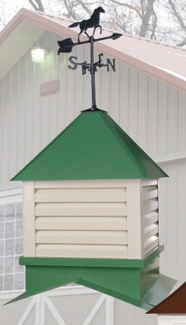 Standard View Of Plyco S 48 Cupola Barn Cupola Cupola For Sale Post Frame Building