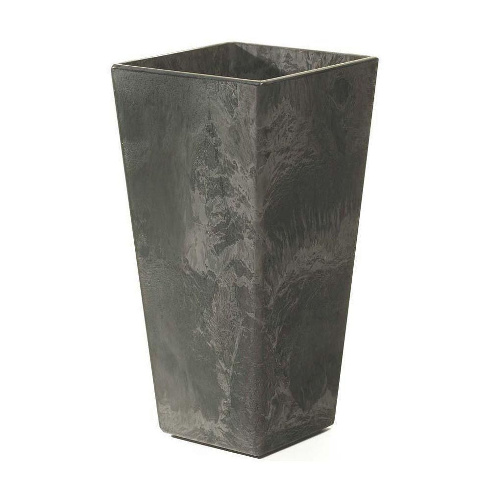 Home Decorators Collection Ella 14 in. Square Black Resin ... on home depot plants, home depot outdoor storage benches, home depot trays, home depot column caps, home depot flower specials, home depot artificial topiary, home depot gardening supplies, home depot flower pots, home depot decorative pebbles, home depot outdoor candles, home depot waste baskets, home depot bowls, home depot laundry baskets, home depot summer houses, home depot garden, home depot pedestals, home depot outdoor rooms, home depot yard stakes, home depot tide, home depot 5 gal pots,