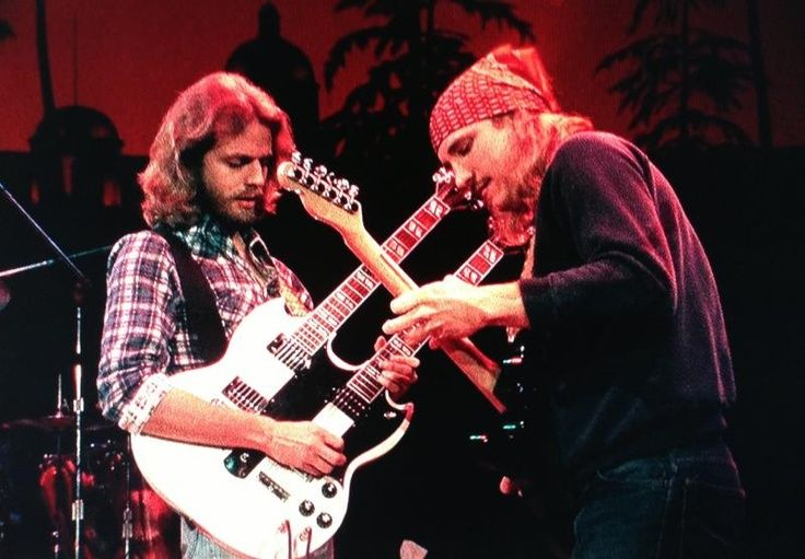 Don Felder And Joe Walsh Joe Walsh Eagles Hotel California Eagles