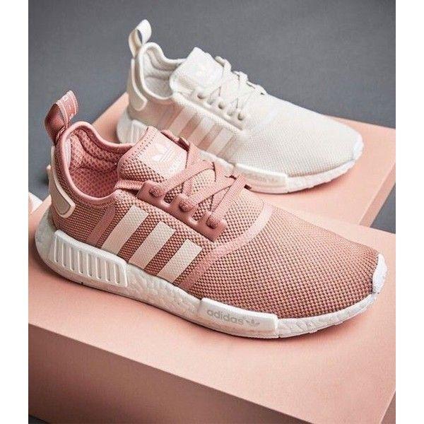 Shoes: pink adidas adidas white