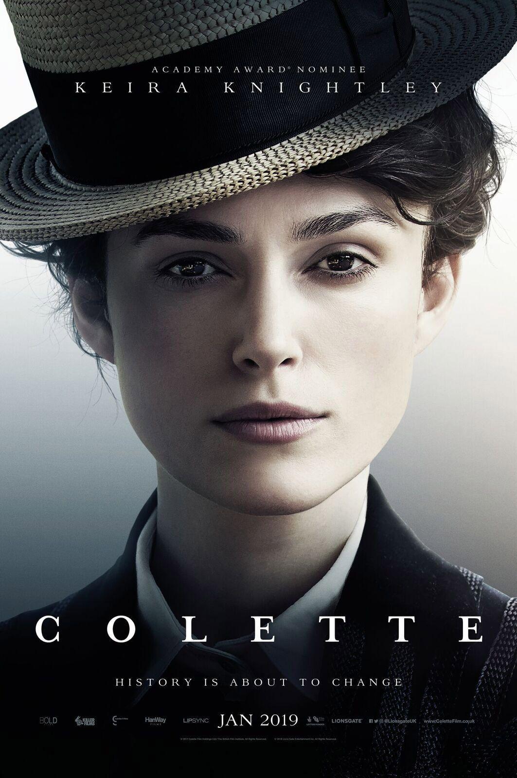 Постер фильма Колетт