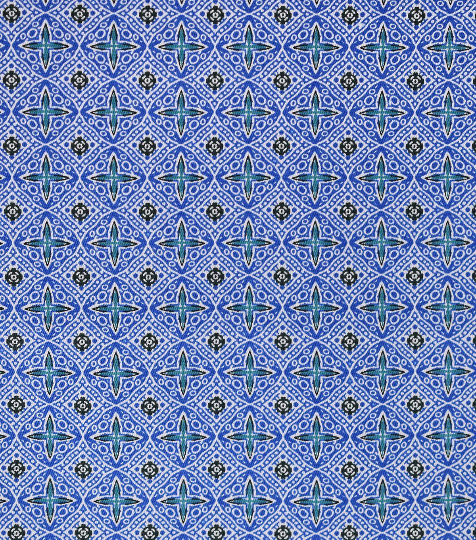 Sportswear Apparel Stretch Twill Fabric 57''Blue Boho