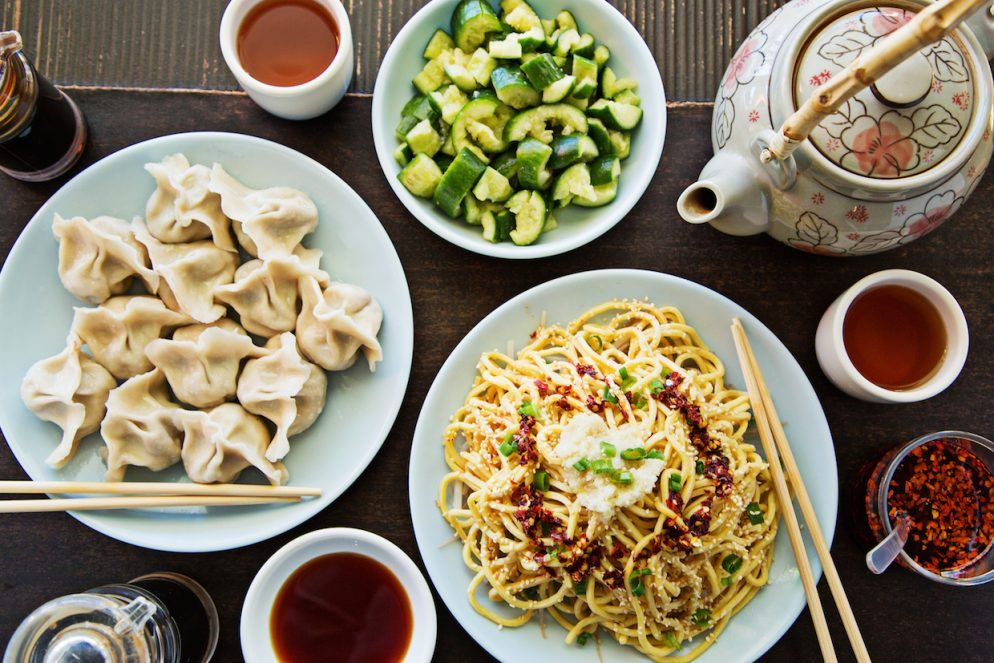 Tiger Fork Brings Hong Kong Style Chinese And Dim Sum To Shaw Dc Food Food Best Chinese Food