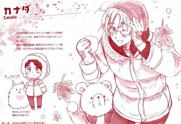 canada hetalia aph profiles hetalia anime canada