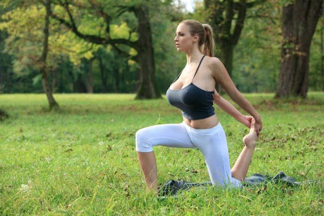 yoga h&m