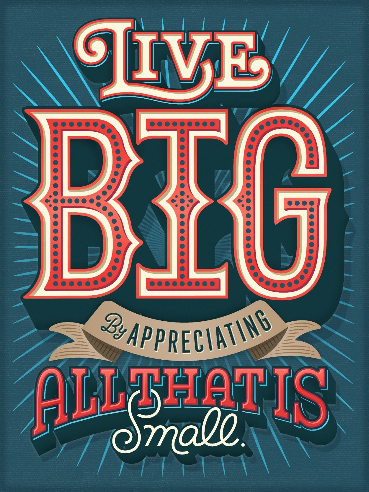 50 illustrated typography quotes to kickstart your