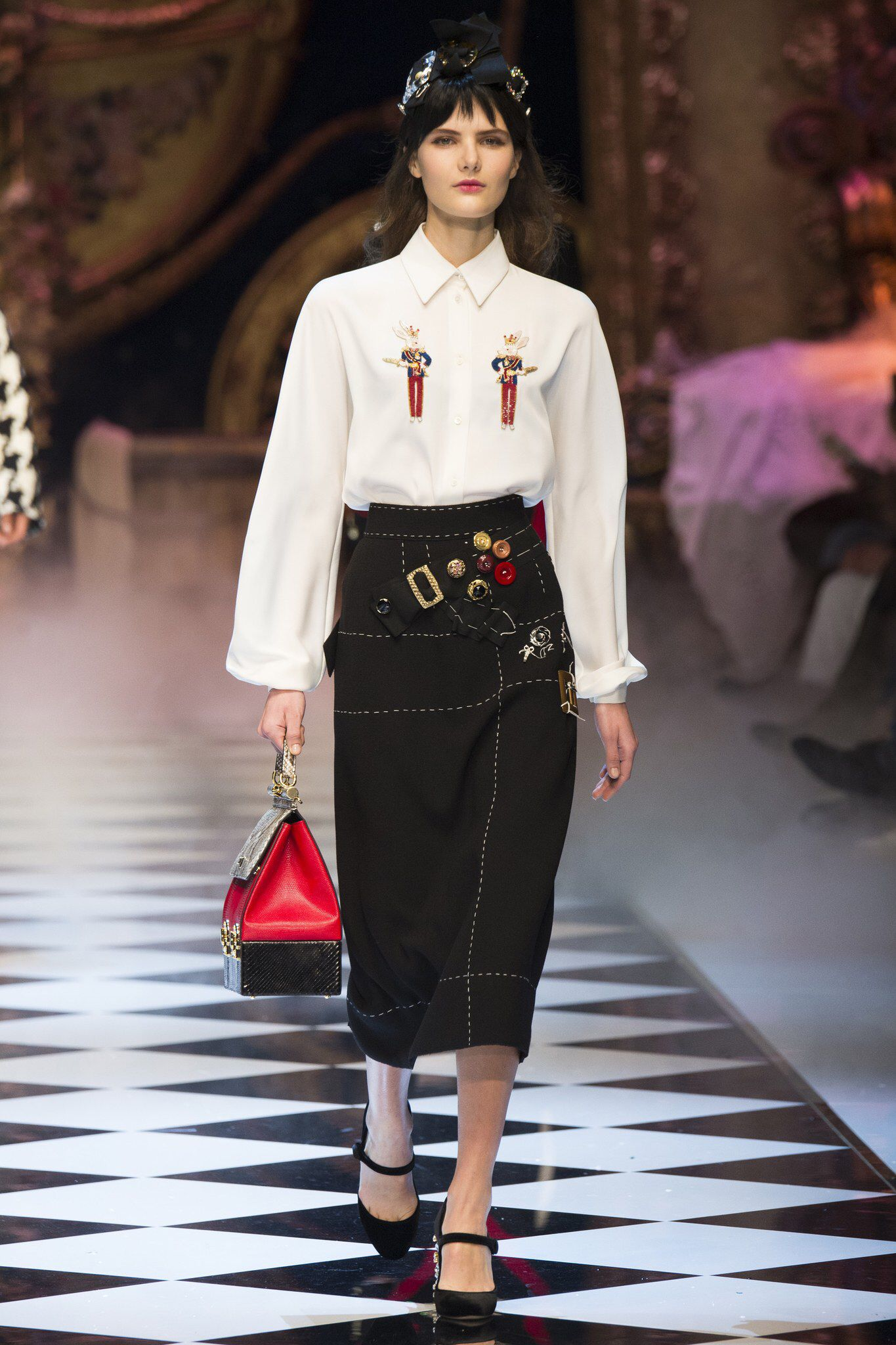 Dolce & Gabbana, Look #4