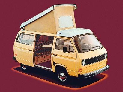 volkswagen t3 vanagon camper by westfalia 1980 1982. Black Bedroom Furniture Sets. Home Design Ideas