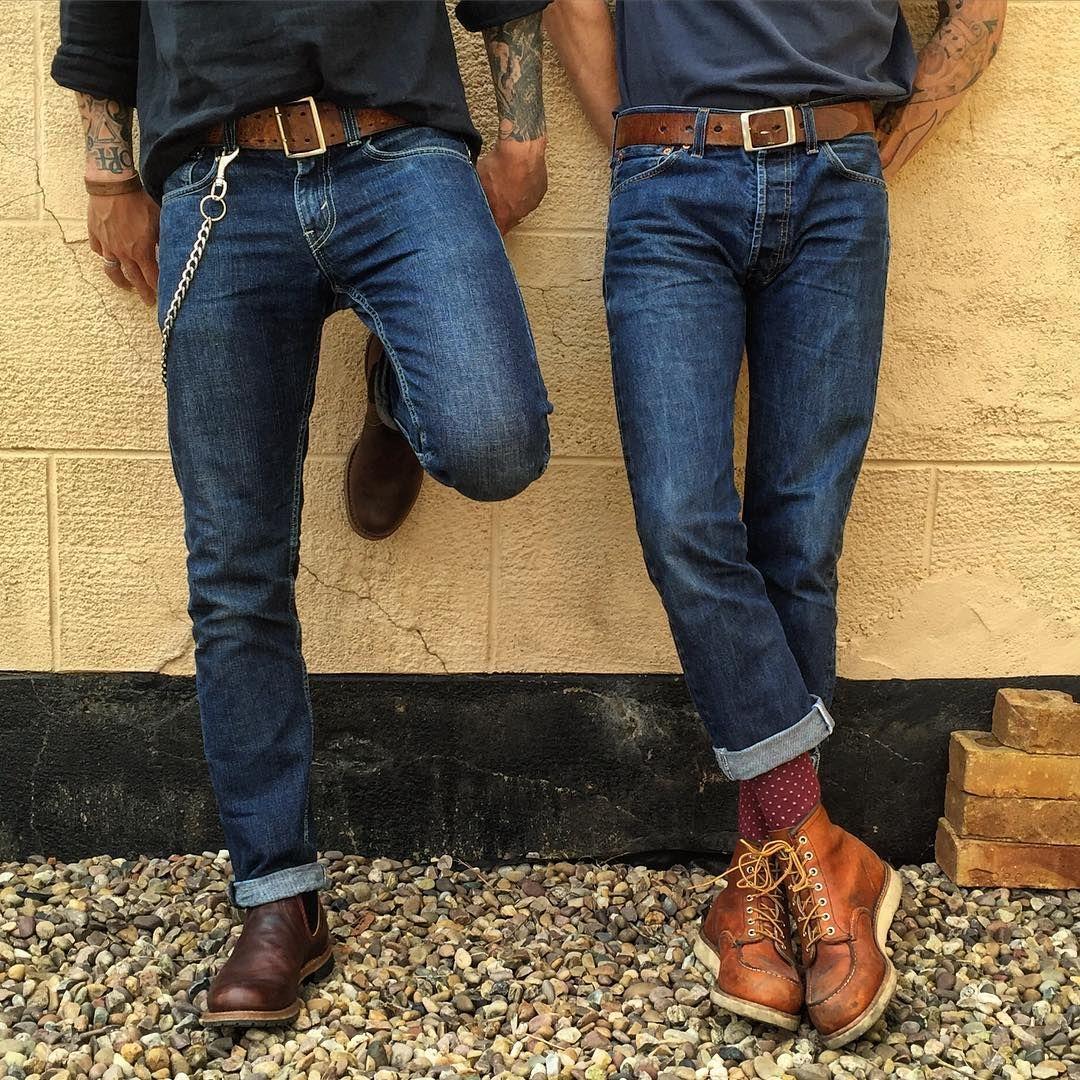 jeans levis pour botte homme