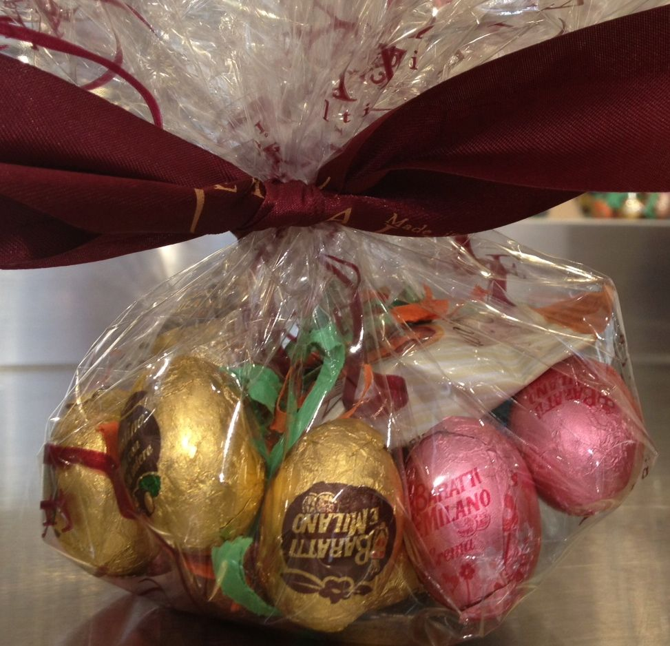 Little chocolate easter eggs for the perfect little easter basket little chocolate easter eggs for the perfect little easter basket negle Choice Image