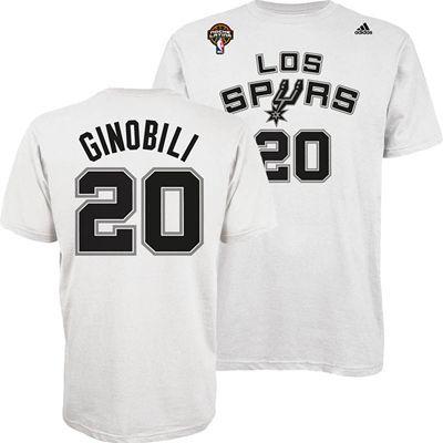 new product f2bc0 237ac San Antonio Spurs Adidas NBA Manu Ginobili #20 Latin Nights ...