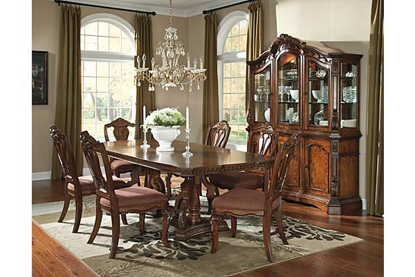 The Ledelle Dining Table From Ashley Furniture HomeStore AFHS