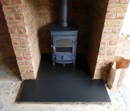 Cast Iron Fireplace Company (London) Ltd - Hearths - Honed Slate ...