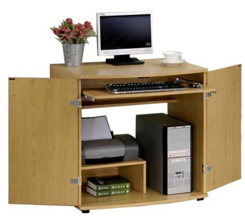 Great 18 Charming Space Saving Computer Desks Snapshot Idea