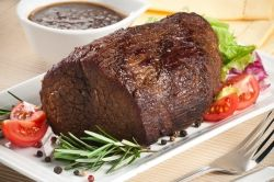 Rinderbraten: So leicht gelingt der Schmorbraten #grilledporksteaks