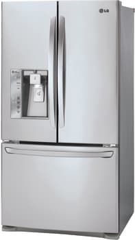 Lg Lfxc24726s 36 Inch Counter Depth French Door Refrigerator With