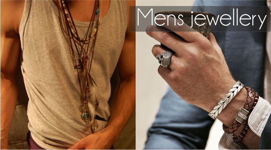 a8c521ca42f49 Mens Jewellery - A Style Shift! | Style Guy'd | Preppy mens fashion ...