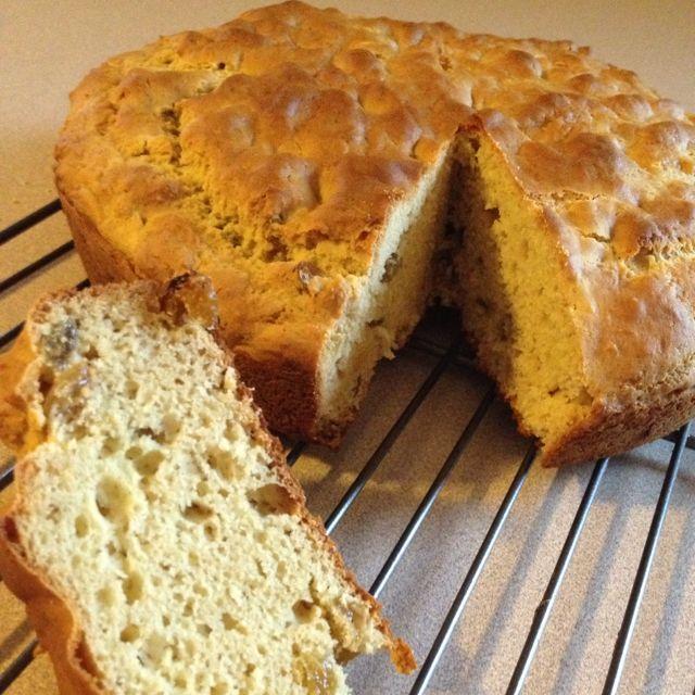 Gluten free Irish soda bread- gluten free pantry pancake ...