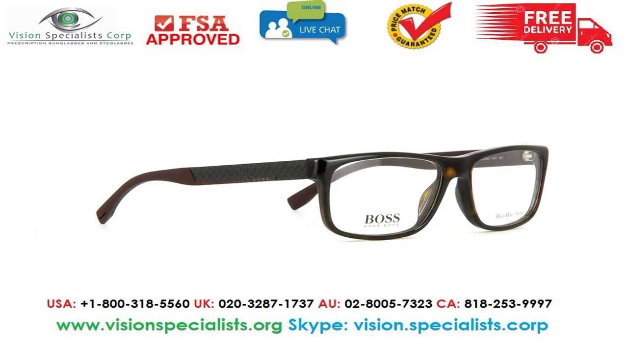 13d4d9b7be Hugo Boss 0643 HXF Glasses