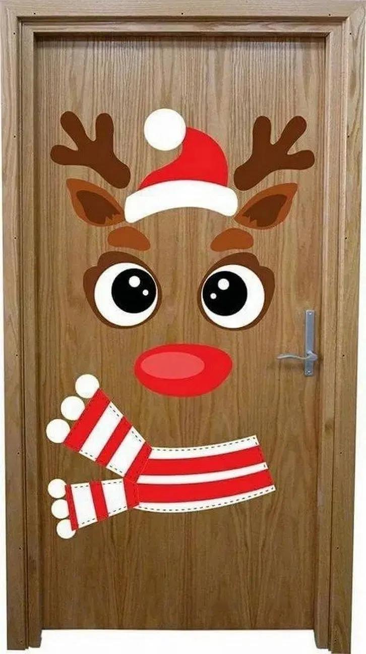 20 How To Make Super Easy Christmas Decorations On A Budget Snowmen Do Classroom Christmas Decorations Easy Christmas Decorations Christmas Door Decorations