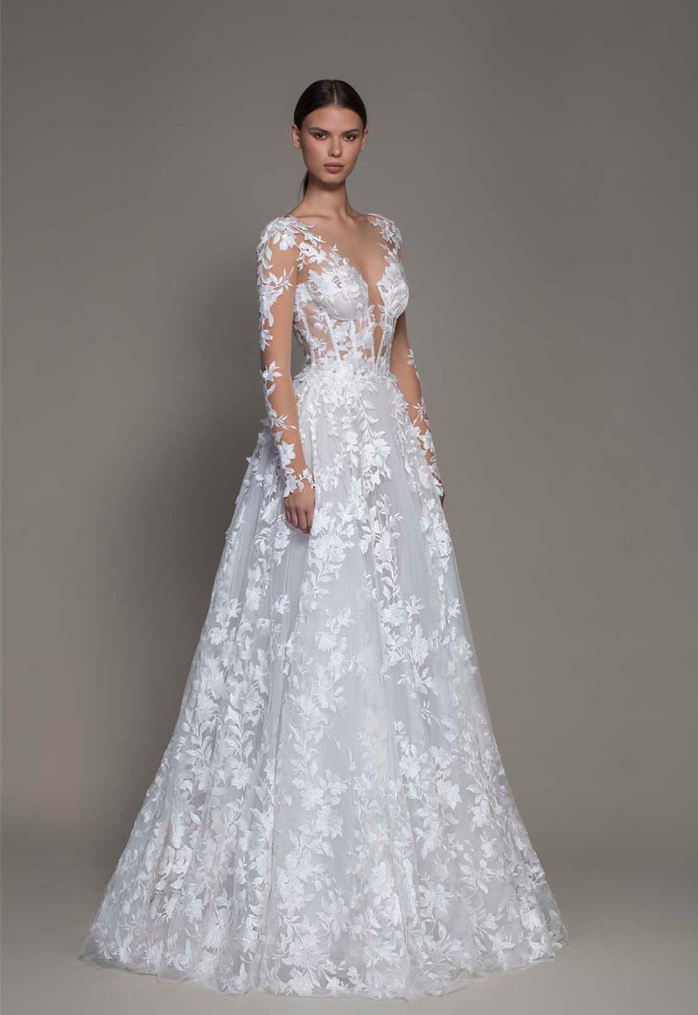 Pnina Tornai In 2020 Pnina Tornai Wedding Dress Panina Tornai Wedding Dress Wedding Dresses Lace