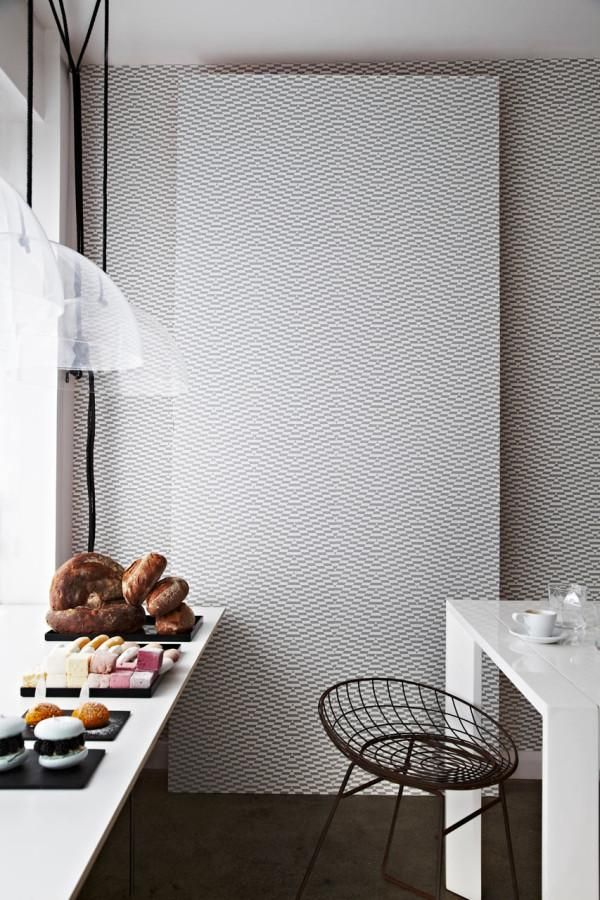 Nice 35 Insanely Creative Hidden Doors For Secret Rooms: What A Nice Pattern On That Wall