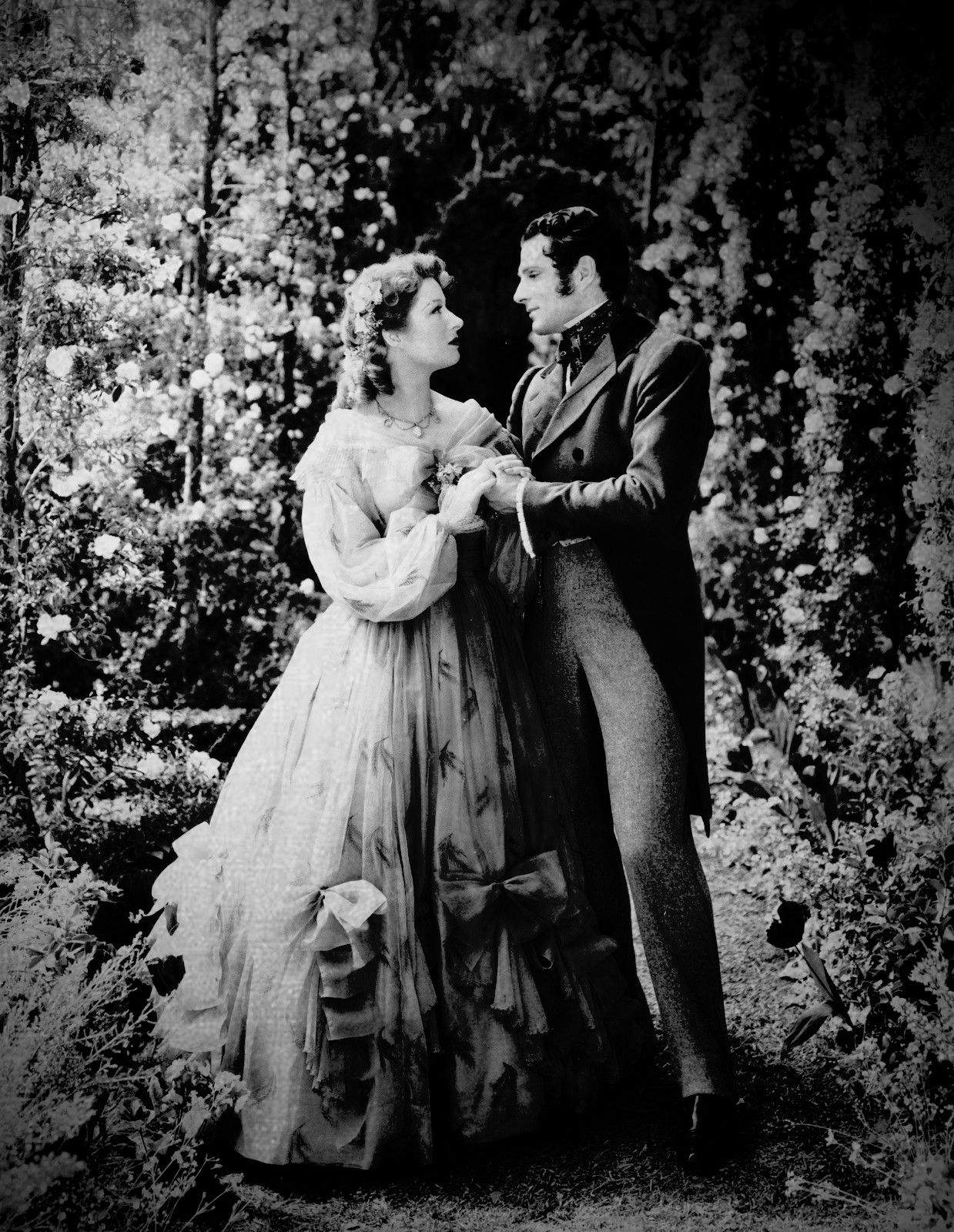 Pride and Prejudice(1940) Elizabeth Bennet and Mr. Darcy