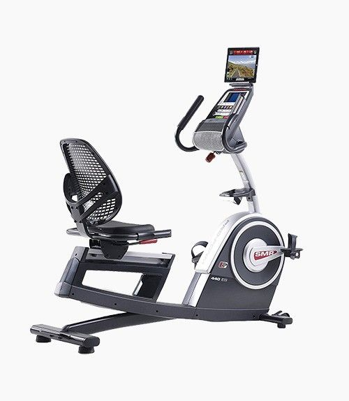 Proform es recumbent exercise bike review by garage gym home