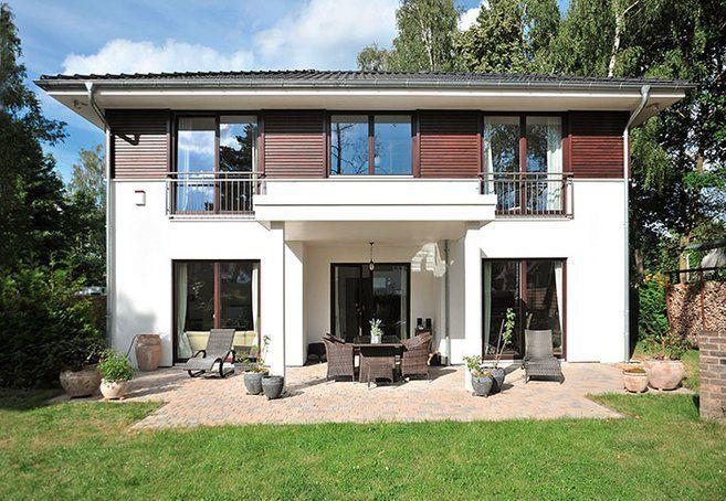 moderne villa von haacke haus haus bau haus pinterest villa haacke. Black Bedroom Furniture Sets. Home Design Ideas
