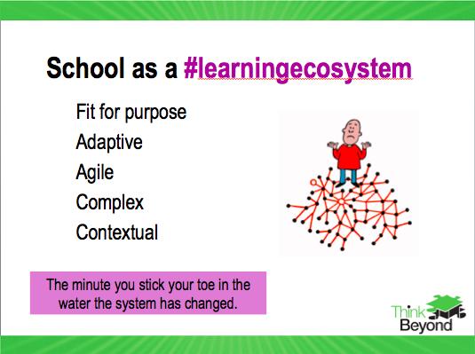 #learningecosystem