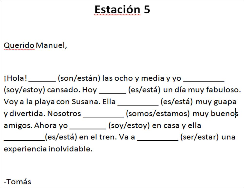 Ser versus Estar Guided Notes | Spanish, Spanish classroom and ...
