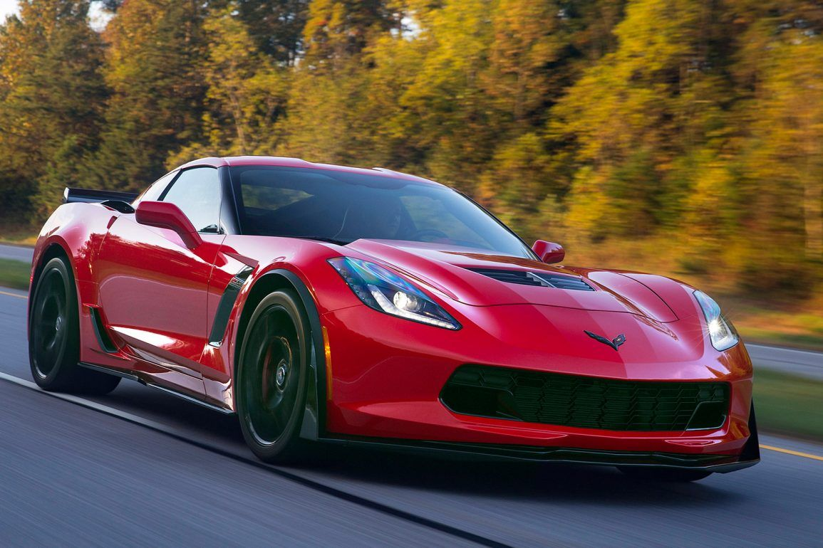 Fewer Than 300 of the C7 Corvettes From 2019 Remain News