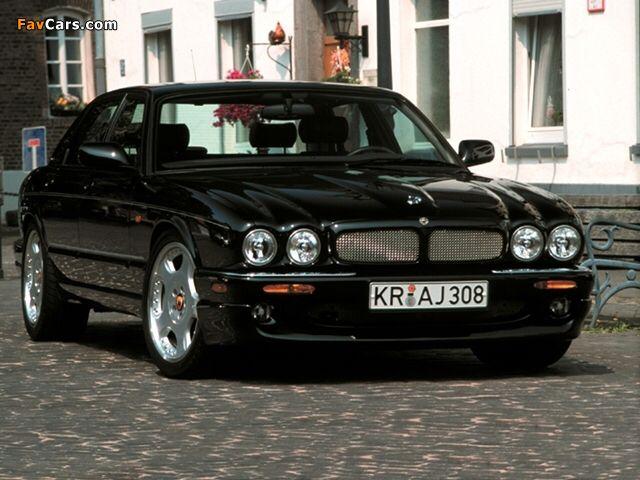 Jaguar XJR Arden version | Automobiles of Character | Jaguar ... on