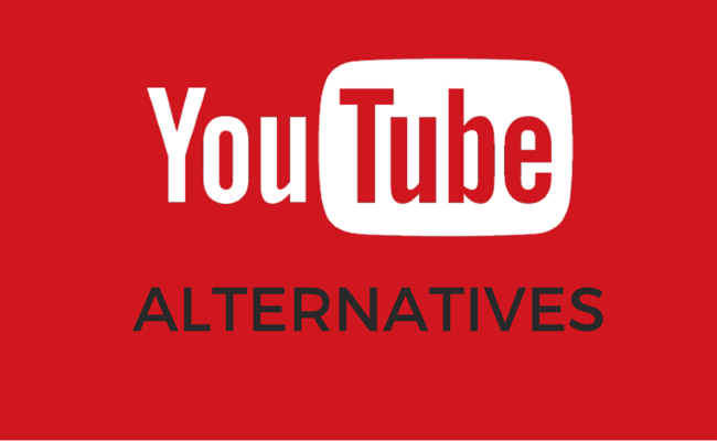 Youtube Alternatives 7 Video Sites That Are Alternatives To Youtube Youtube News Youtube Free Youtube