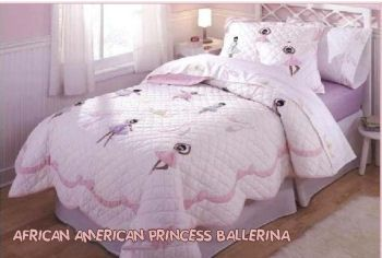 Black Ballerina Bedding For My Little Dancer In 2019