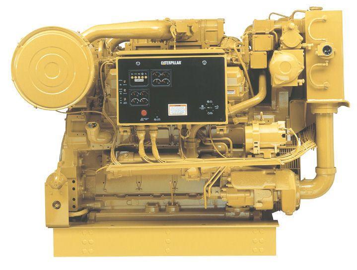 Caterpillar Engine 3500 3508 3512 3516 Service Workshop