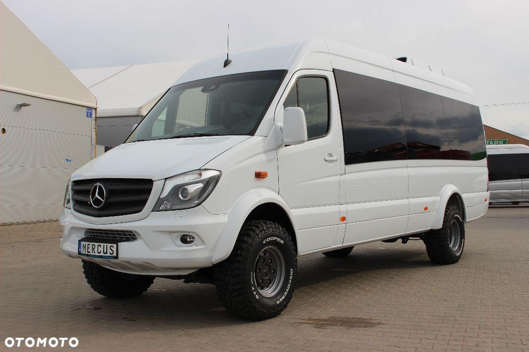 Mercedes Benz Sprinter 519 4x4 Fabrycznie Nowy Terenowy 4x4 7