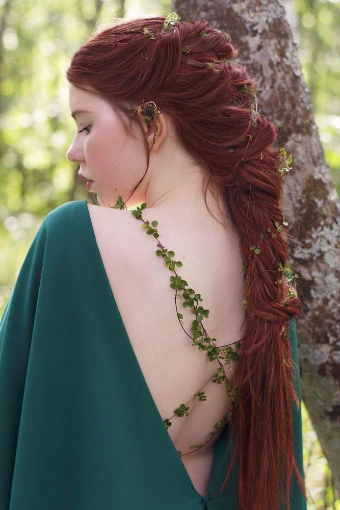 68 Stunning Prom Hairstyles For Long Hair For 2020 ...