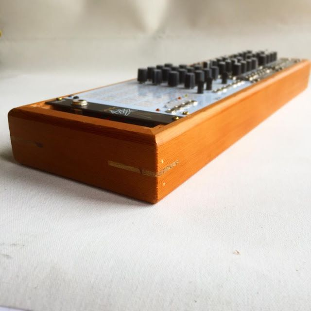 MATRIXSYNTH: Make Noise's First Skiff