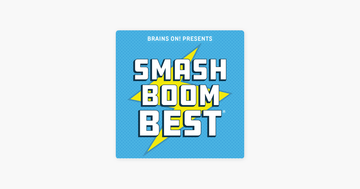 Smash Boom Best on Apple Podcasts in 2020 Podcasts