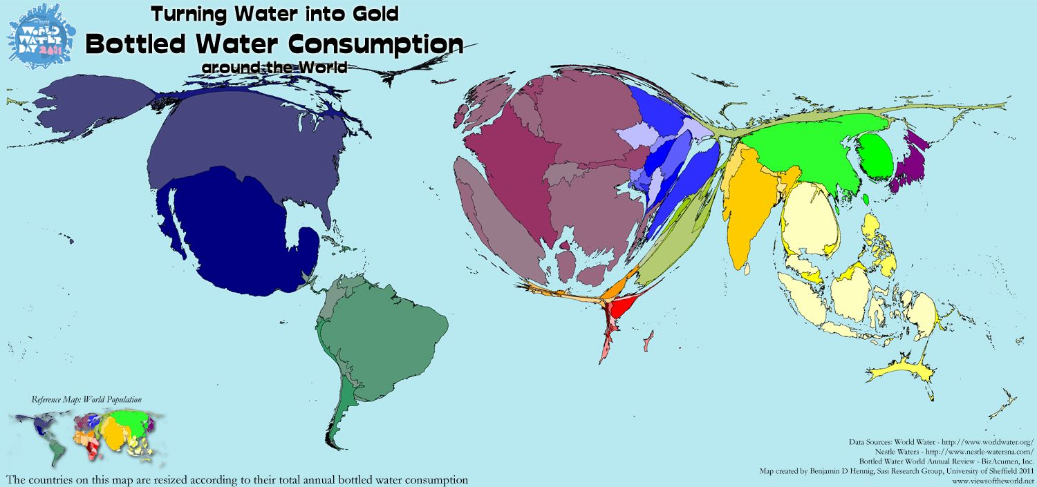 D Day World Map