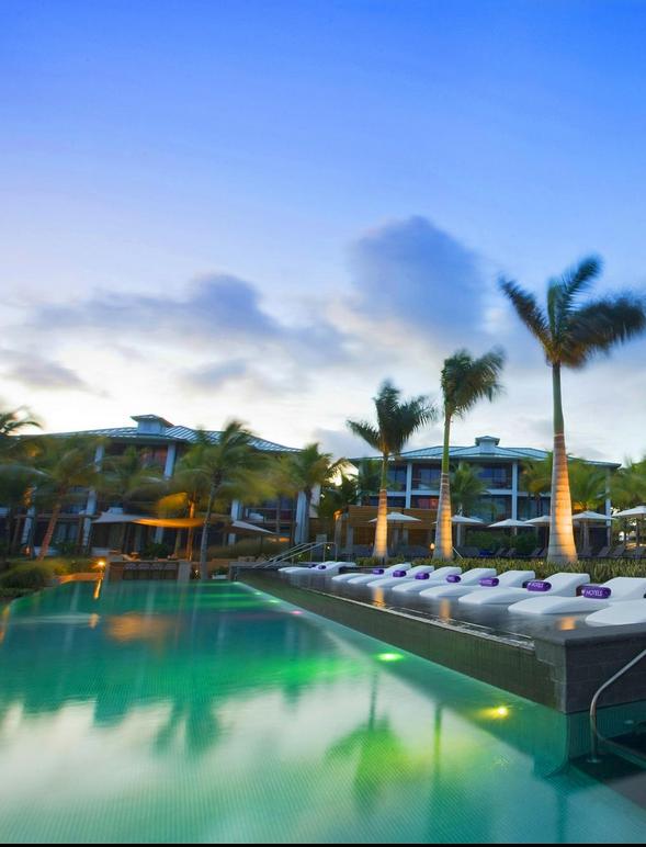Luxury W Retreat and Spa Vieques island