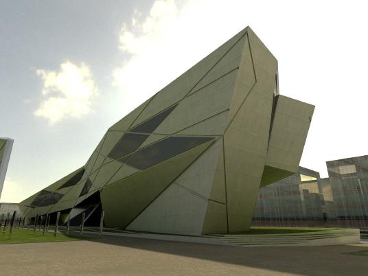 Ha muerto zaha hadid estrella mundial de la arquitectura - Diseno interiores sevilla ...