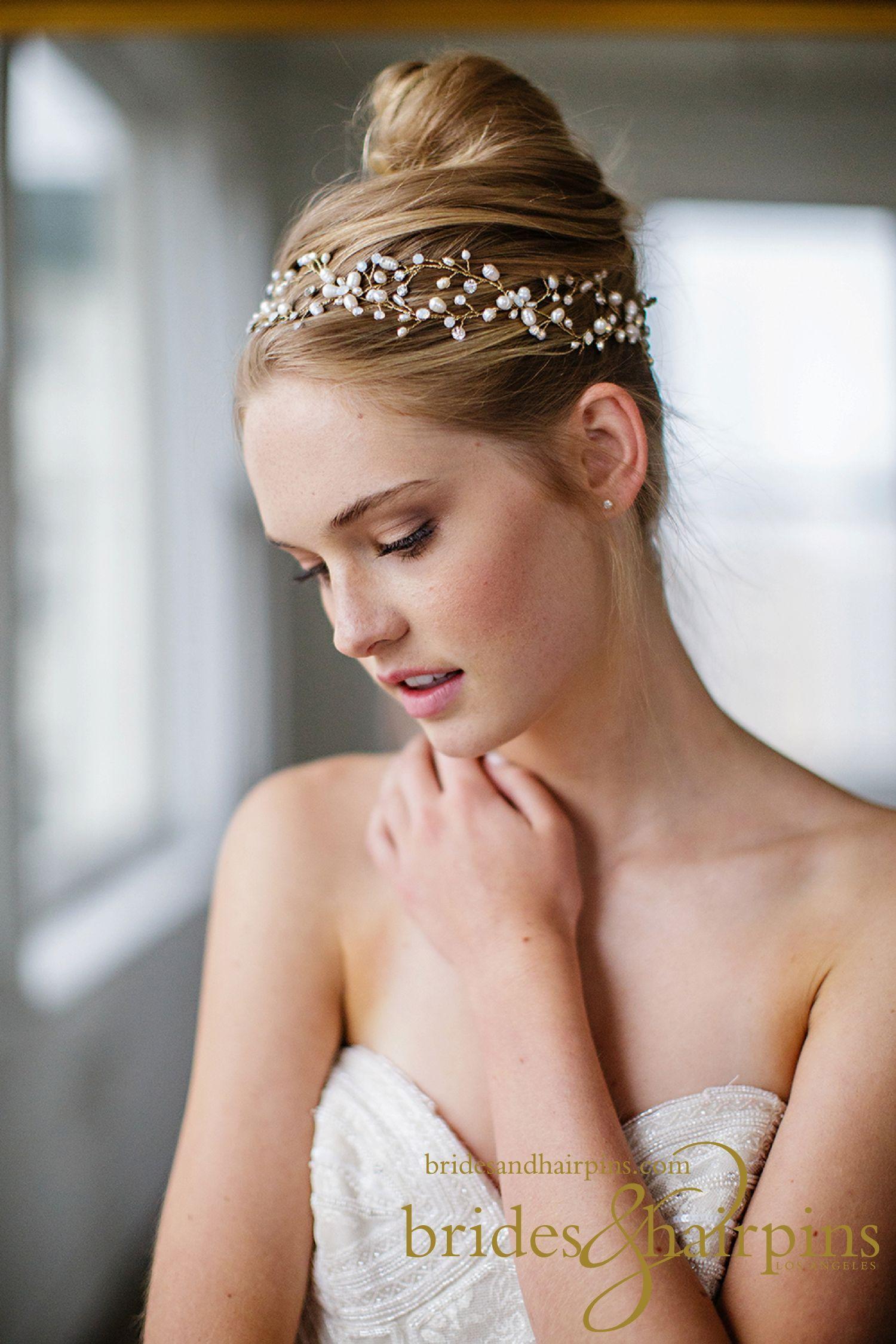 brides & hairpins - bridal hair accessories and veils