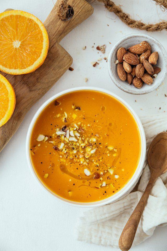 Soupes d'automne : 5 recettes à tester absolument | CNEWS