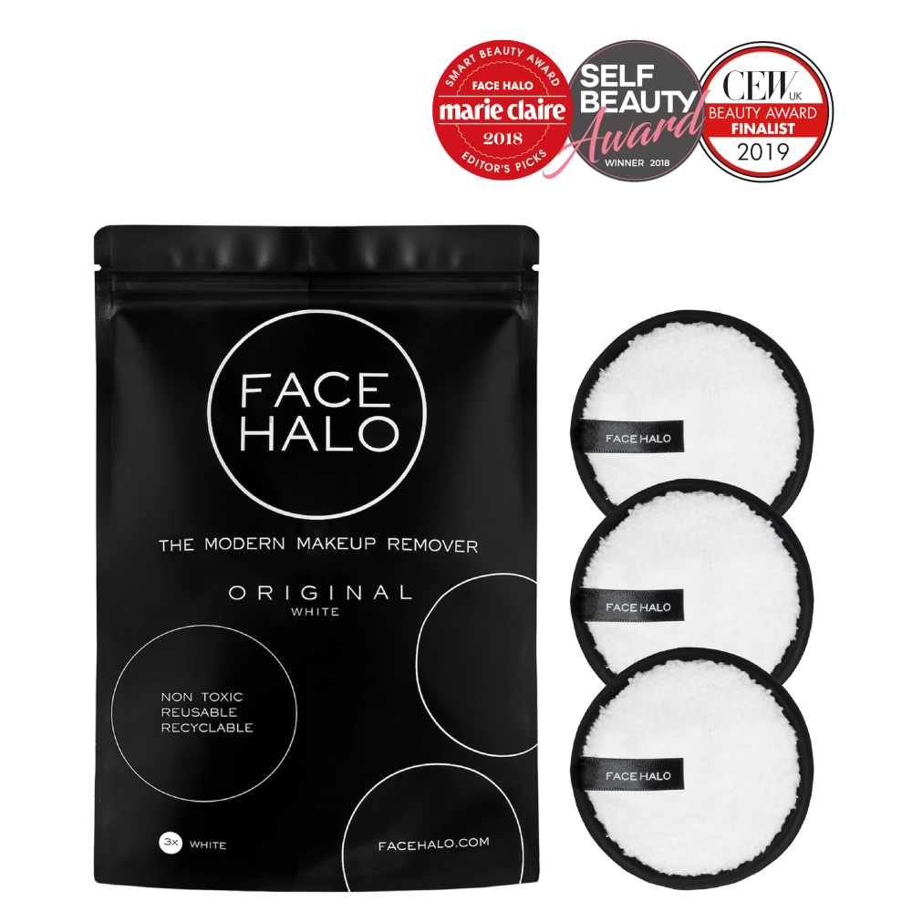 Face Halo Original Pack of 3 in 2020 Makeup wipes