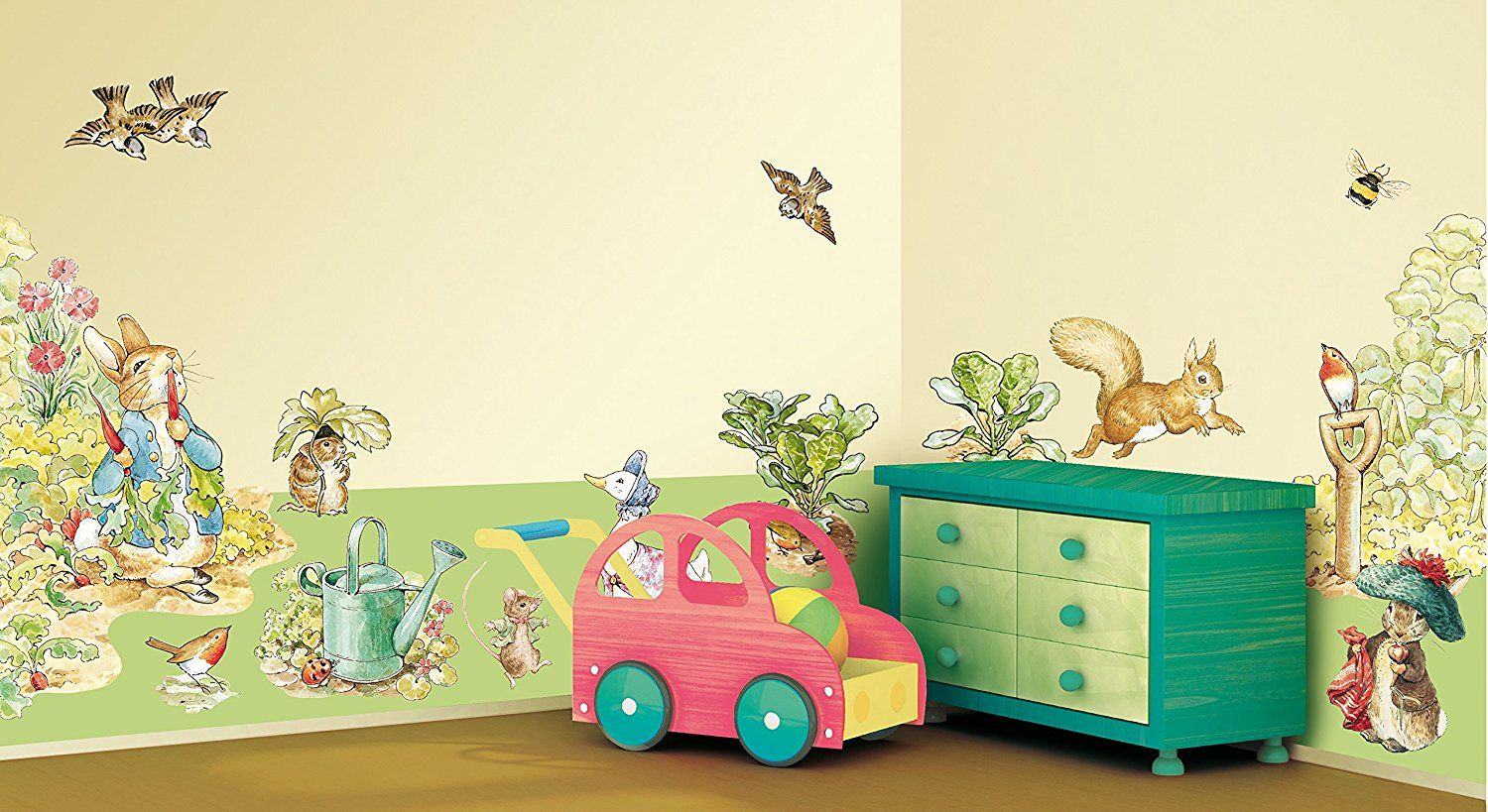 Art Appliques Beatrix Potter Wall Decals Amazon.co.uk Kitchen u0026 Home  sc 1 st  Pinterest : sticker wall art uk - www.pureclipart.com
