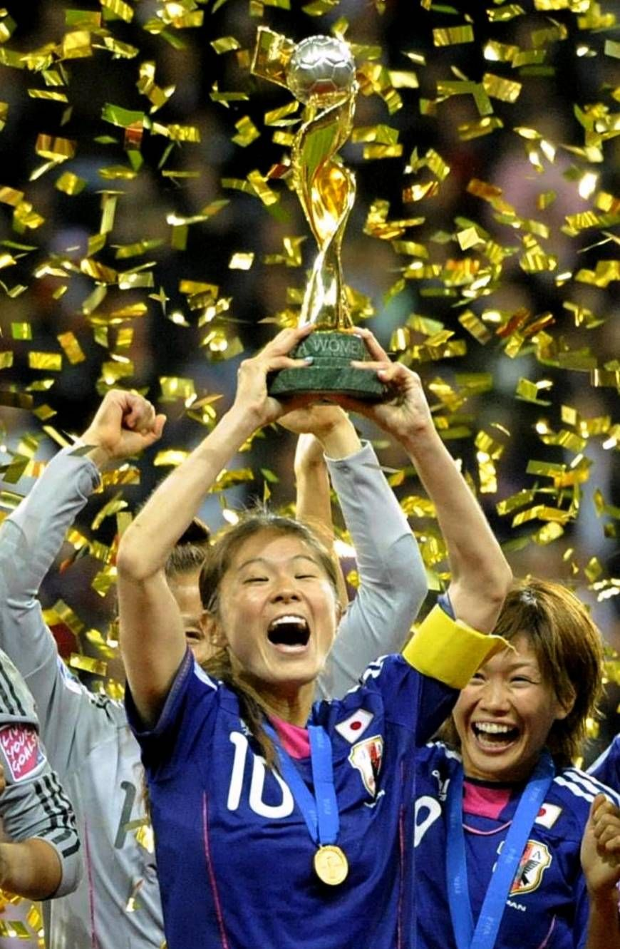 """Japanese soccer icon Sawa ready to hang up boots: """"Homare Sawa, the 2011 FIFA Women's World Player of the Year, announced her retirement from soccer on Wednesday. The 37-year-old Sawa, the former Nadeshiko Japan captain and 2011 Women's World Cup top scorer and MVP, will hold a press conference on Thursday."""""""